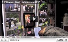 Wyjazd do Katynia w kwietniu 2010